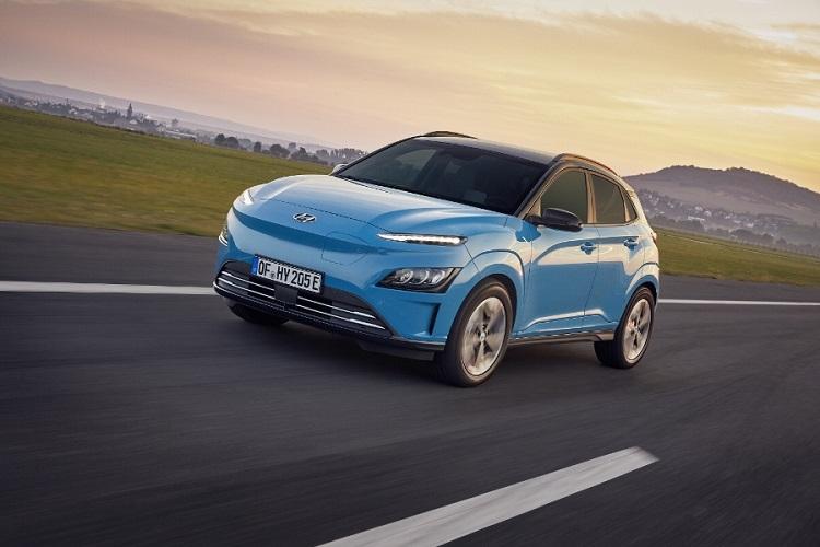 Hyundai upravil dizajn a zvýšil dojazd elektrickej Kony
