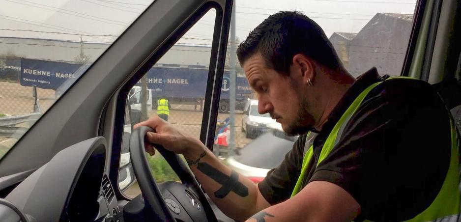 Jeden zo šiestich šoférov už niekedy zaspal za volantom, ukazuje prieskum