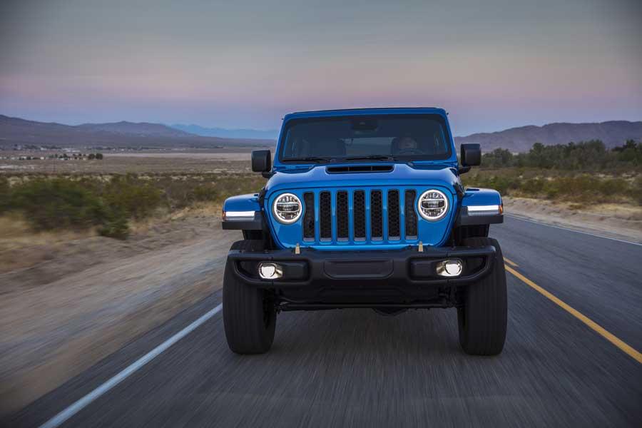 """Jeep chce byť """"najzelenšou"""" SUV značkou na svete"""