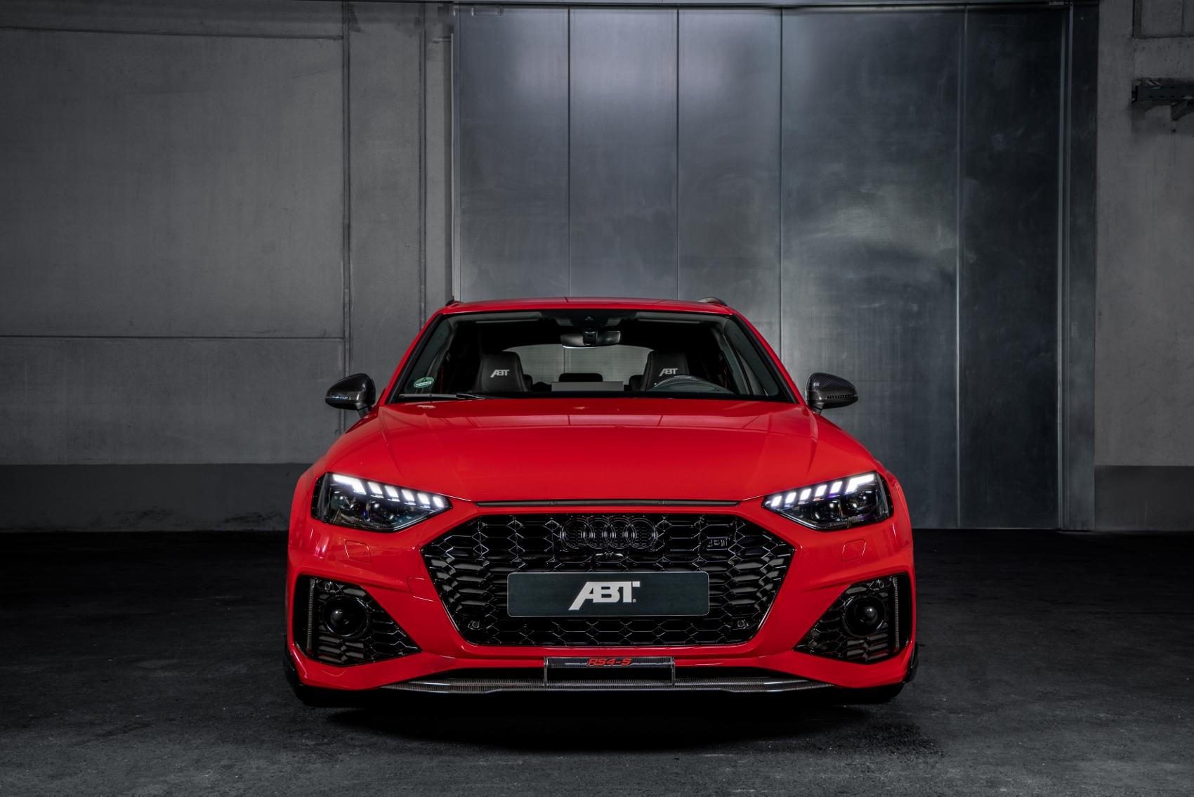 Keď Audi RS 4 nestačí, prichádza ABT RS4-S