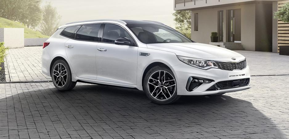 Kia Optima prešla faceliftom a dostala nové motory