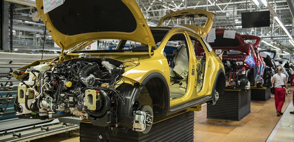 Kia spustila výrobu modelu XCeed, cena začína na 17 690 eur