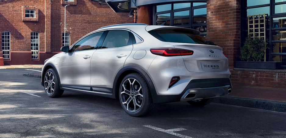 Kia XCeed a Ceed Sportsvagon dostali plug in hybrid