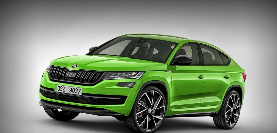 Kodiaq Coupé: Škoda plánuje ďalšiu verziu svojho úspešného SUV.