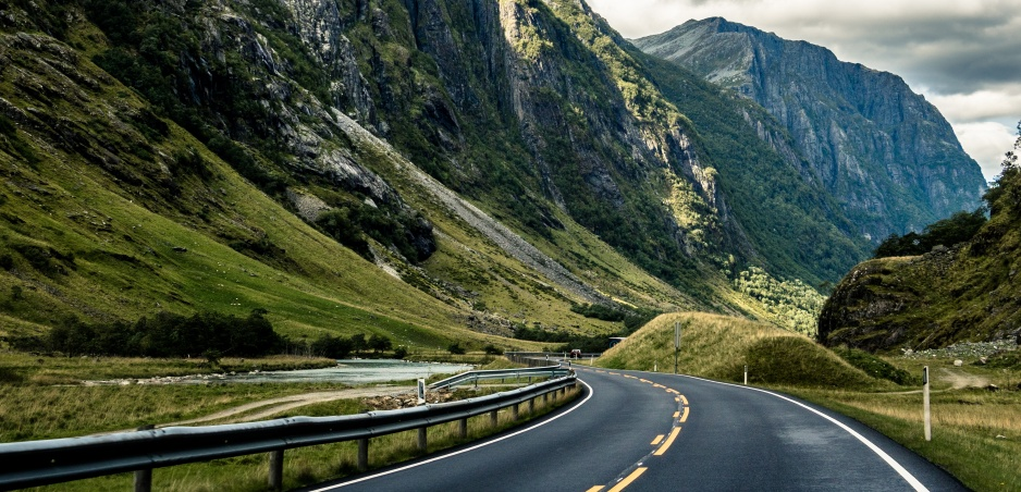 Kultúrny šok: Pozrite si najhorších vodičov v Nórsku