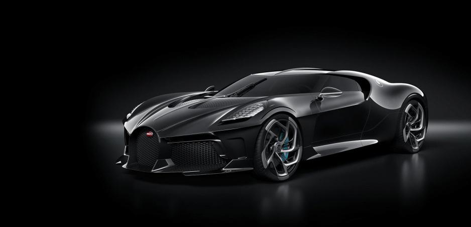 La Voiture Noire: Najdrahšie auto má majiteľa. Poznáme jeho meno