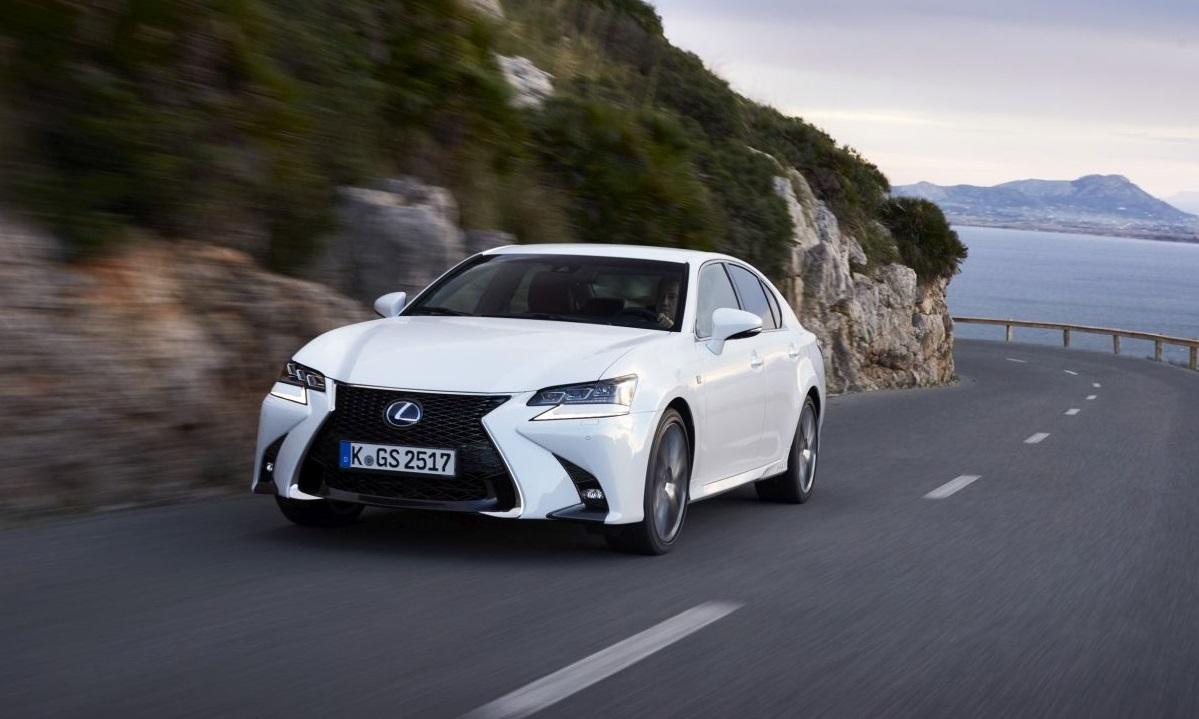 Lexus GS by mal byť prvým Lexusom na vodík