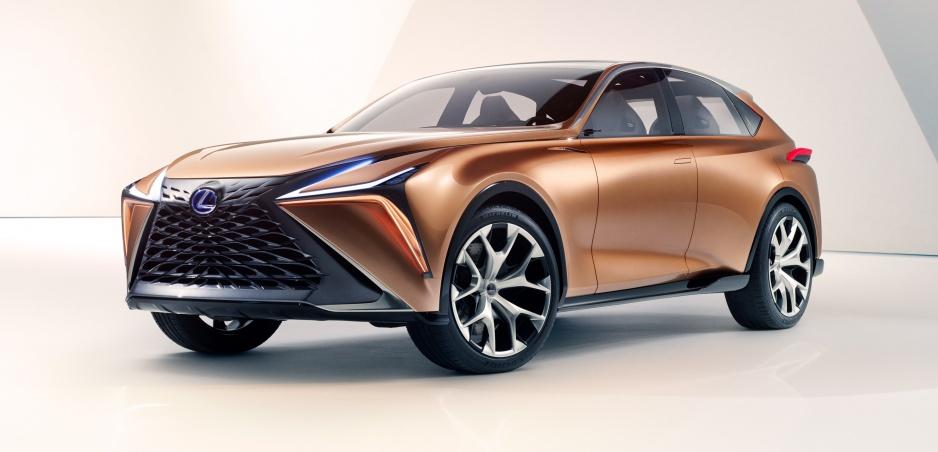 Lexus LF-1 Limitless prináša závan budúcnosti