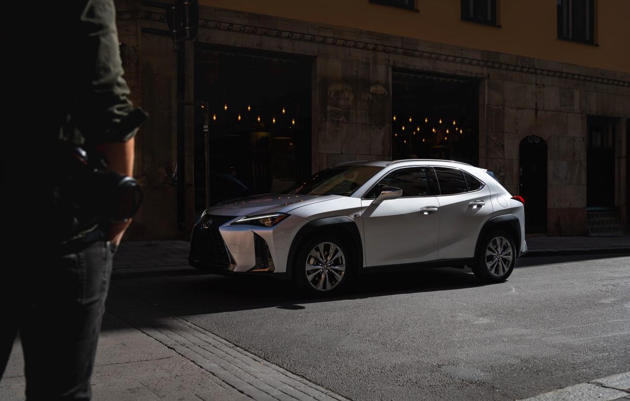 Lexus registroval názov LBX. Špekuluje sa o malom elektrickom crossoveri