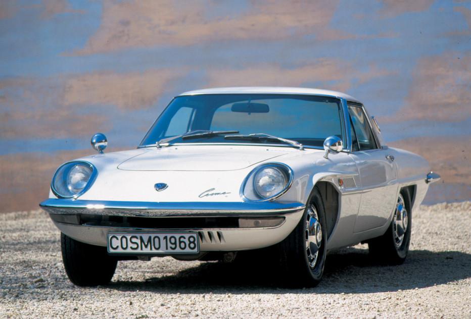 Mazda Cosmo Sport bolo auto s revolučným motorom