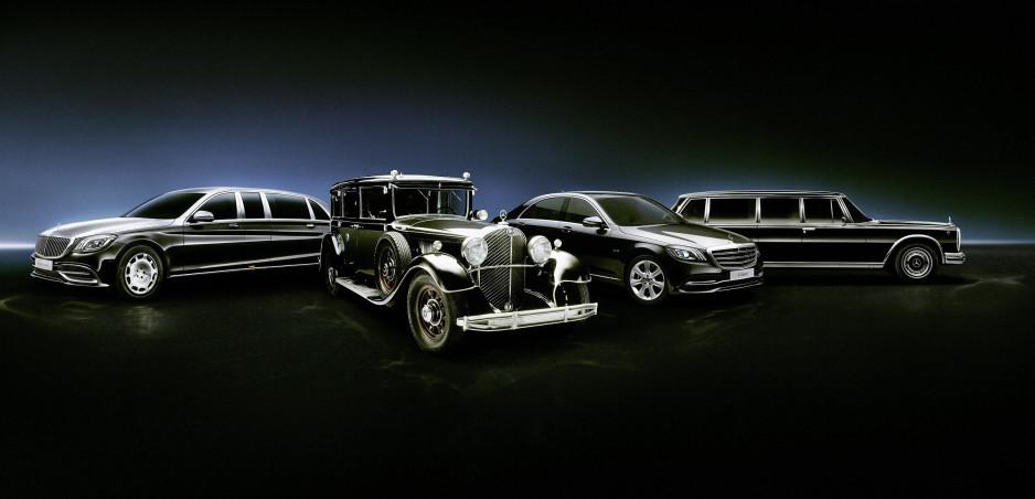 Mercedes vyrába pancierové vozidlá už viac ako 90 rokov