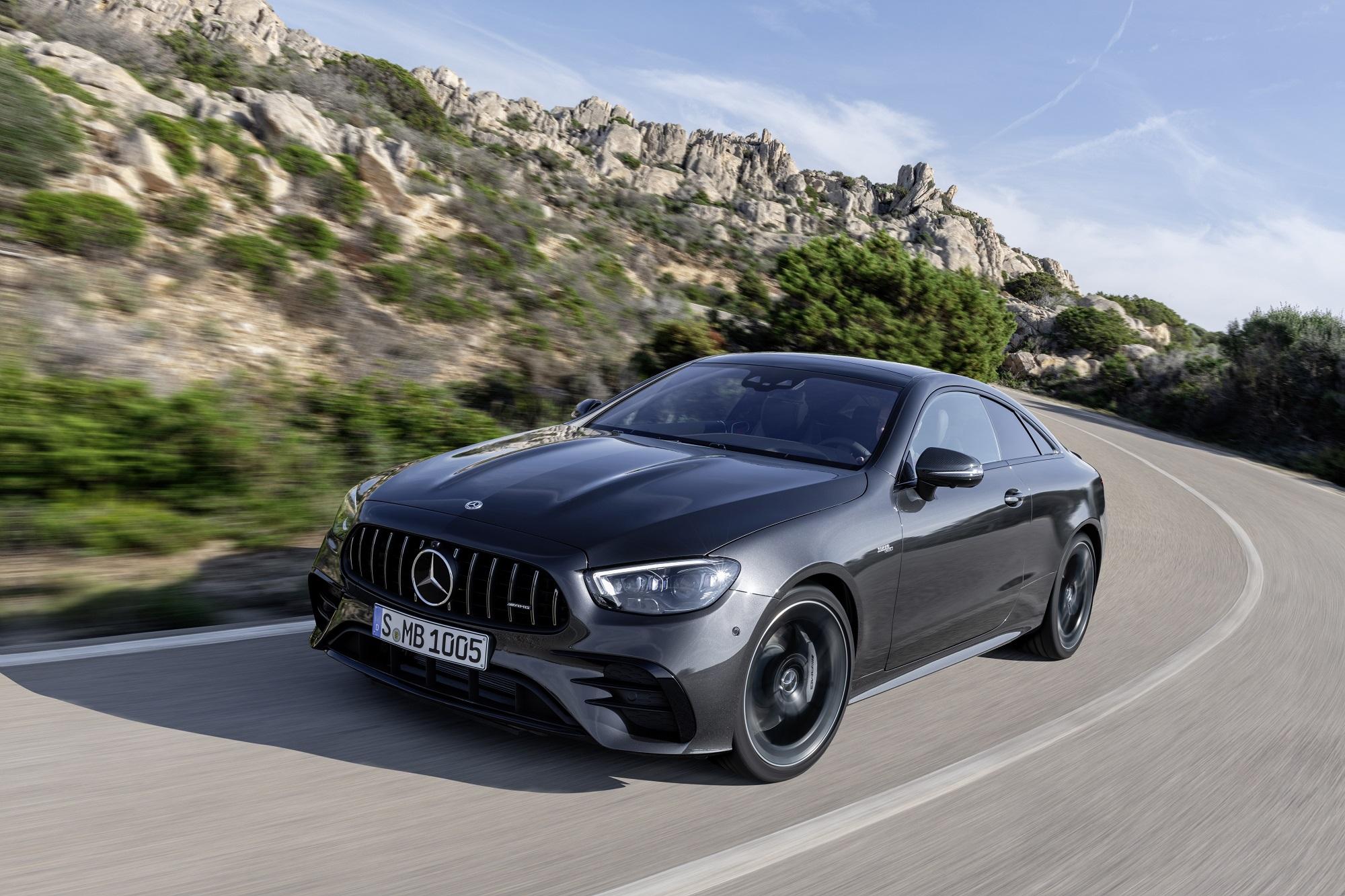 Mercedes začal s predajom AMG triedy E