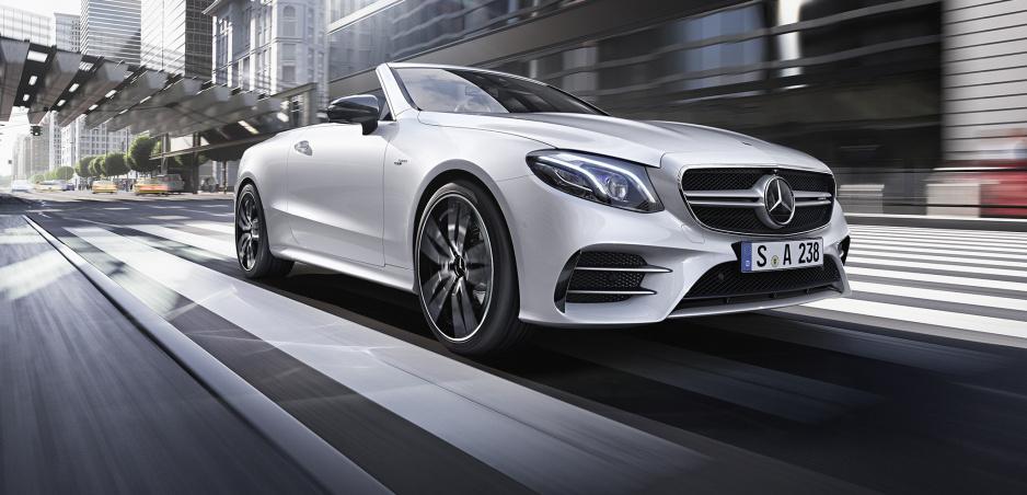 Mercedesy AMG budú aj v hybridných verziách