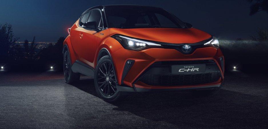 Modernizovaná Toyota C-HR dostane výkonnejšiu hybridnú jednotku