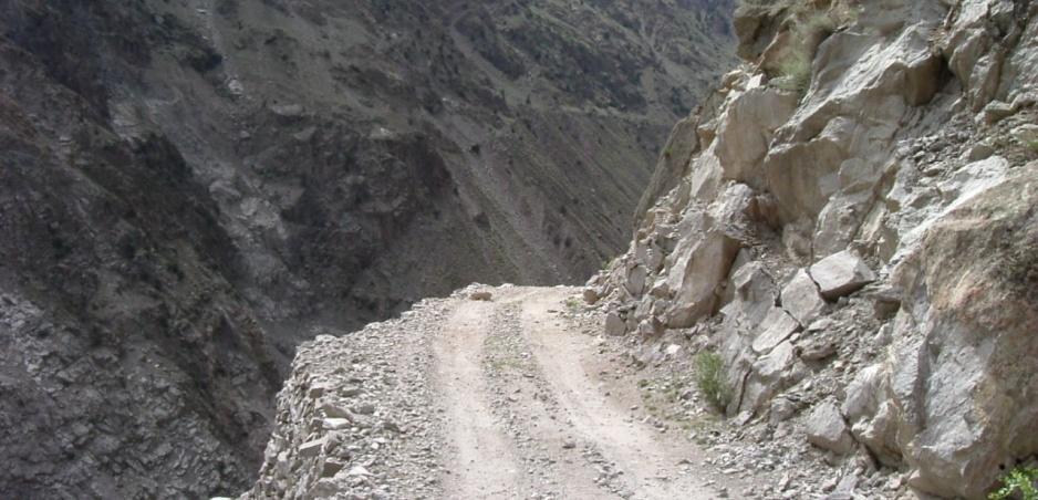 Najfascinujúcejšie cesty sveta 4: Cesty Uturunku (vyberáme z archívu)