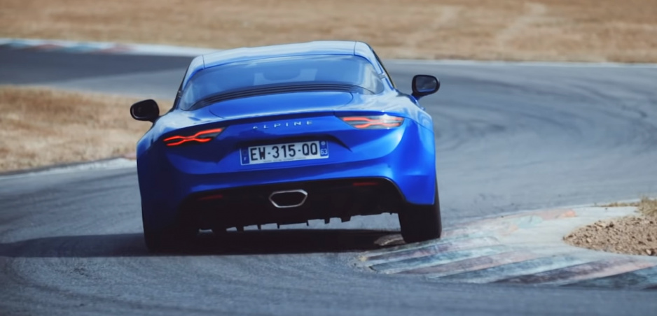 Najlepšie výkonné auto podľa Top Gearu. Alpine A110 porazilo Ferrari, McLaren či Bugatti
