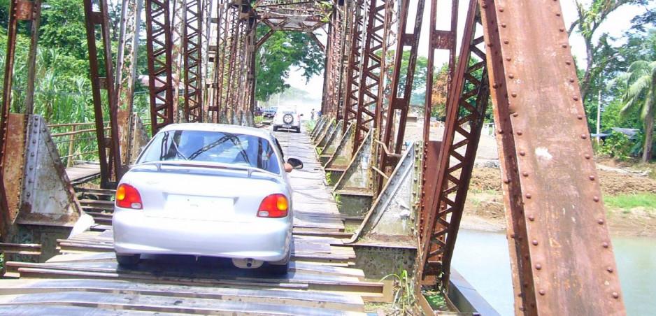 Najnebezpečnejšie mosty sveta 1: Most smrti v Quepose