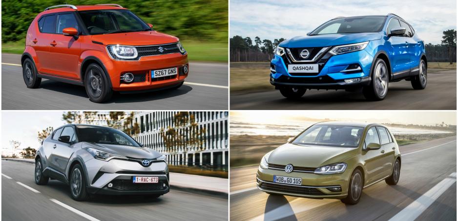 Najpredávanejším autom v Európe ostal Golf, kraľujú však SUV