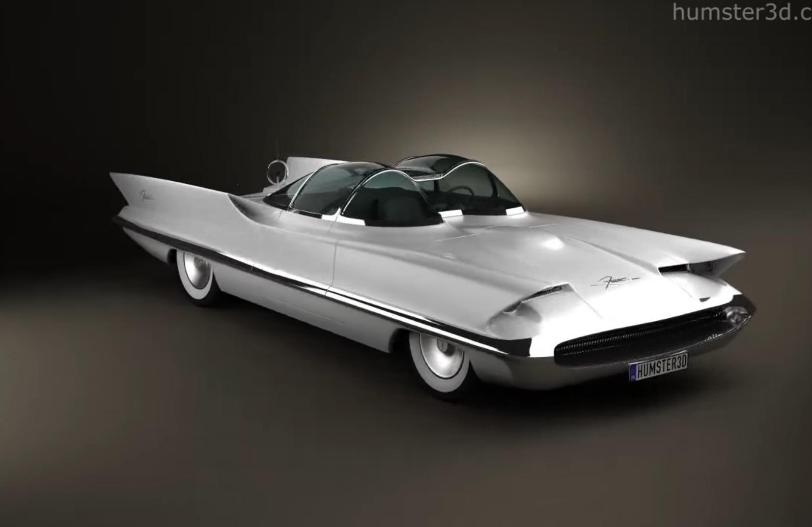 Najúžasnejšie koncepty 5: Futura ako Batmobil a budúcnosť