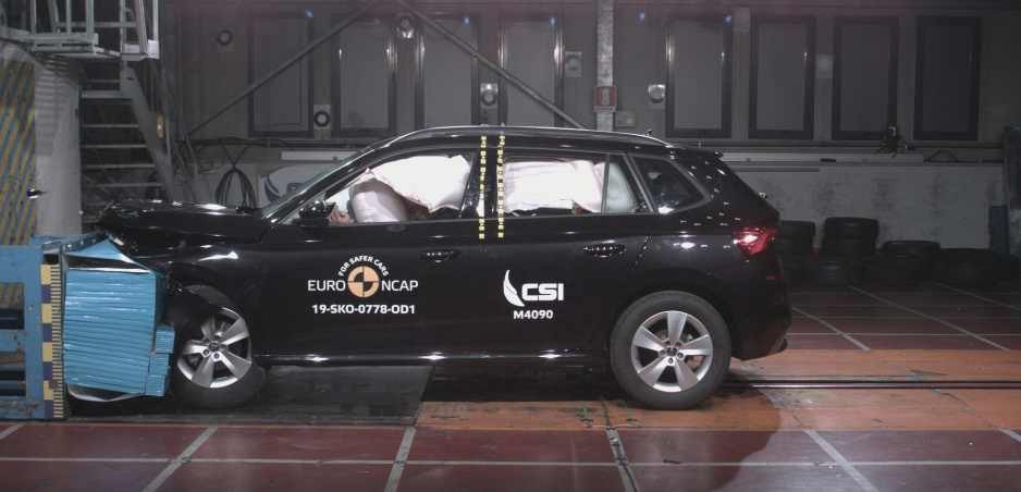 Nárazovými testami prešlo 6 nových modelov. Ford dodatočne upravil sedadlá Focusu