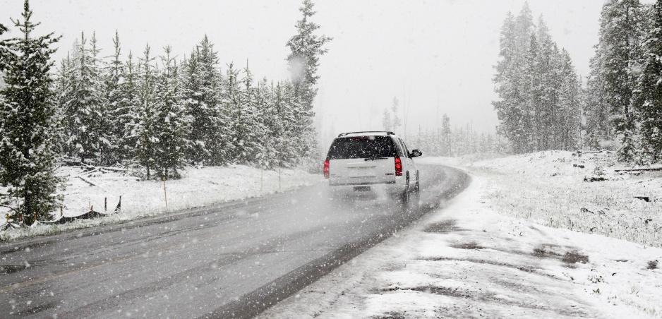 """Nebezpečné zimné nehody alebo keď """"zrazu"""" nabehnem na ľad"""