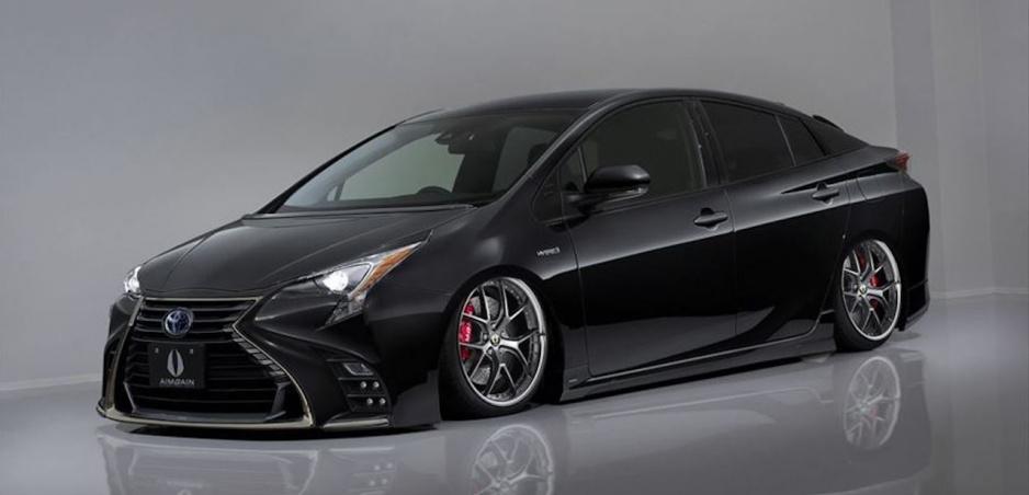 """Nepáči sa vám Toyota Prius? Tak skúste """"Lexus"""" Prius z dielne Aimgain"""
