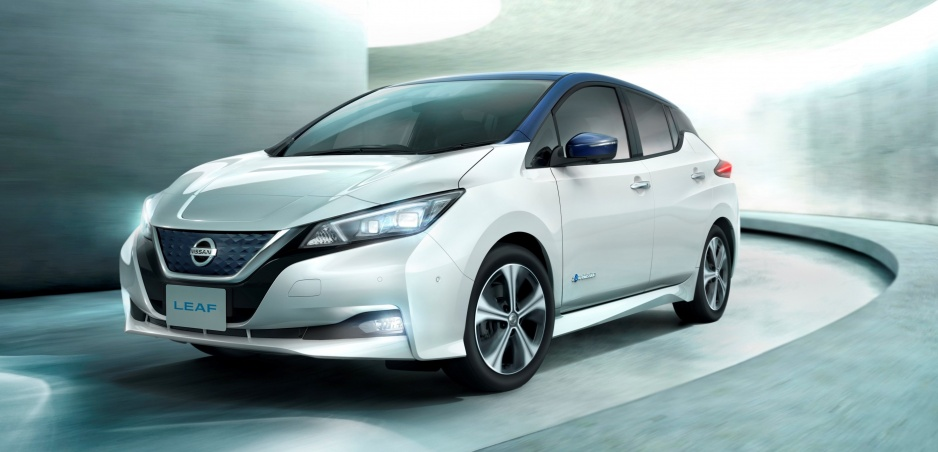Nissan Leaf dostal slovenskú cenovku