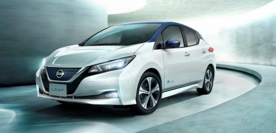 Nissan odhalil novú generáciu elektromobilu Leaf