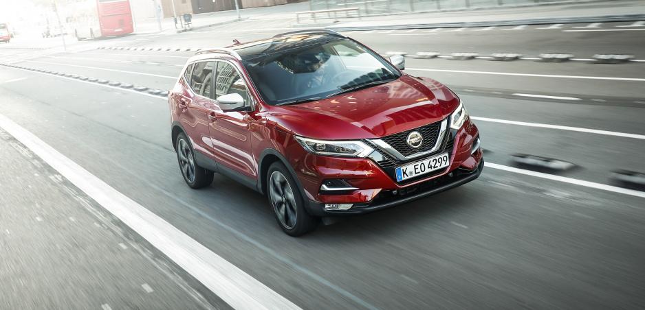 Nissan Qashqai dostane nové motorizácie a prevodovku Xtronic