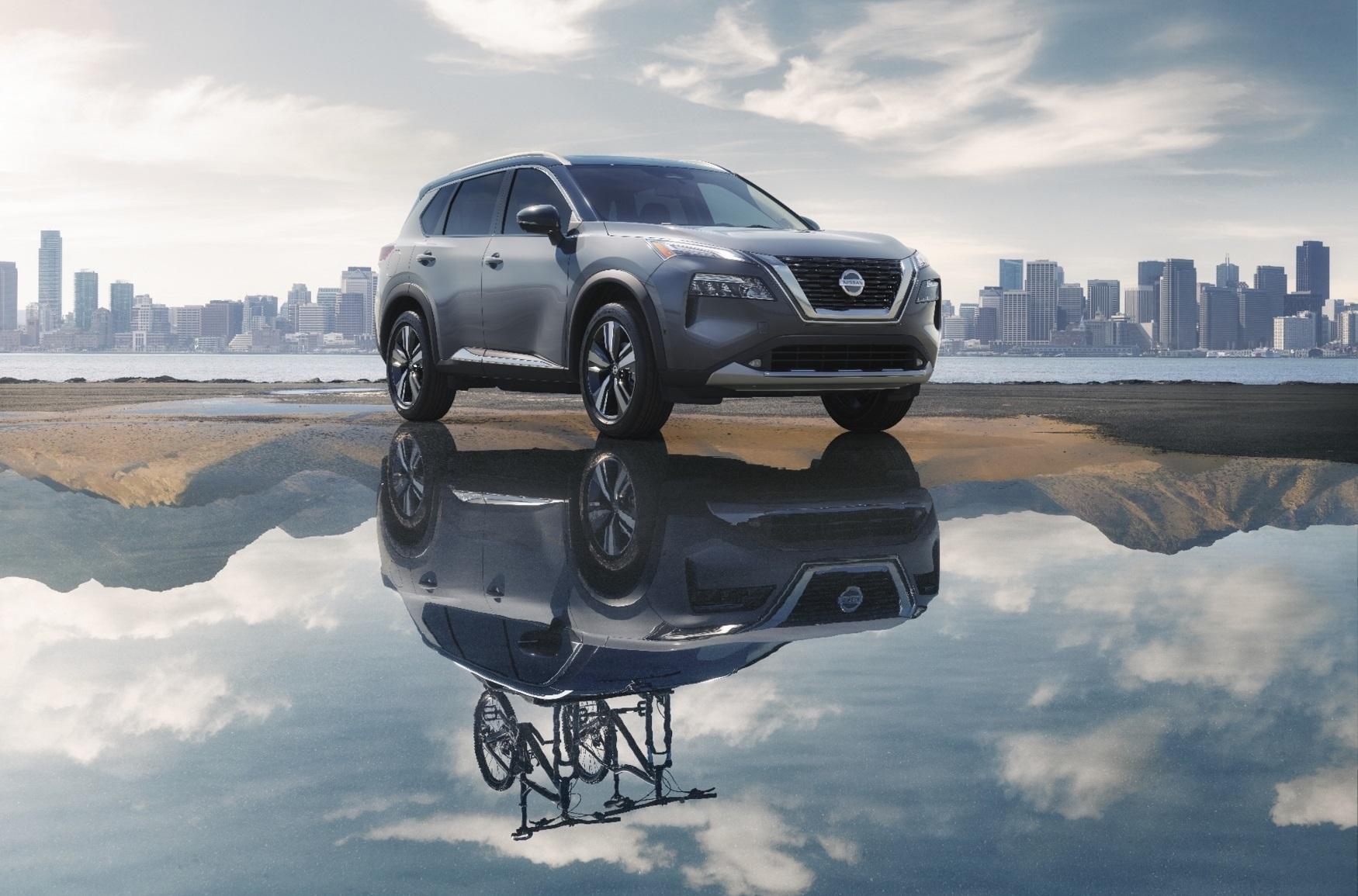 Nissan Rogue ukazuje, ako bude vyzerať nový X-Trail