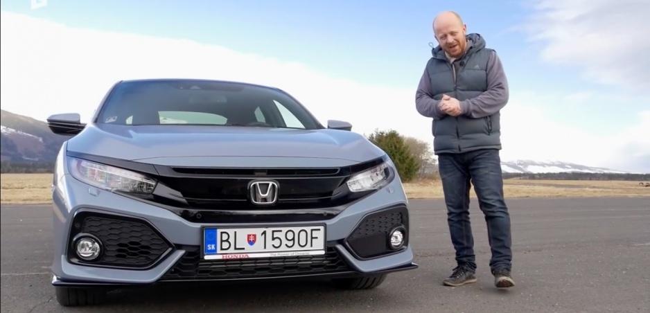 Nová Honda Civic: Veĺké zmeny v každom ohľade.