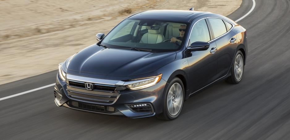 Nová Honda Insight dostane hybridný pohon