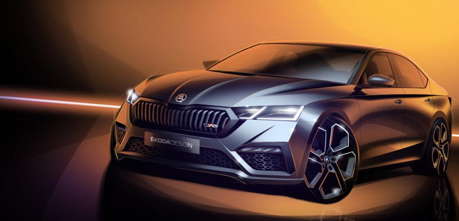 Nová Škoda Octavia RS bude plug-in hybrid. Príde už o mesiac