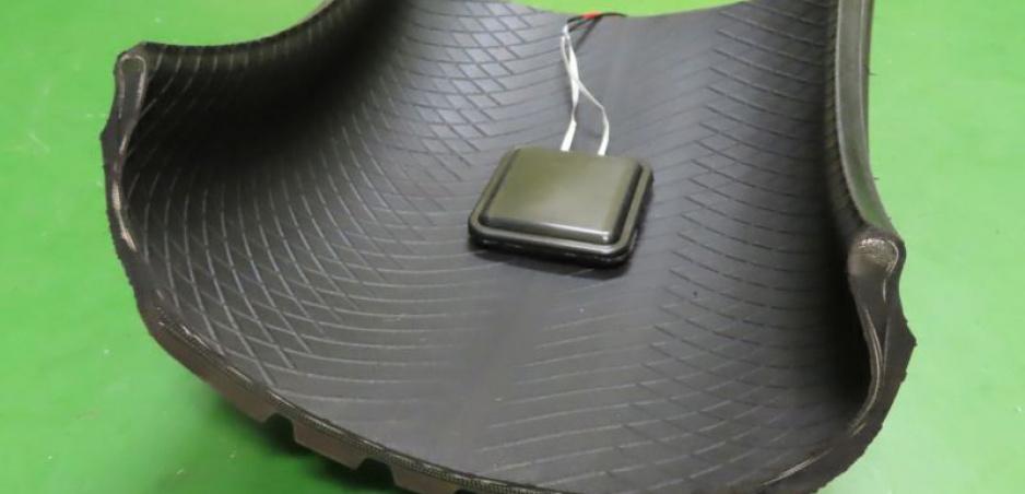 Nová technológia dovolí pneumatikám vyrábať elektriku