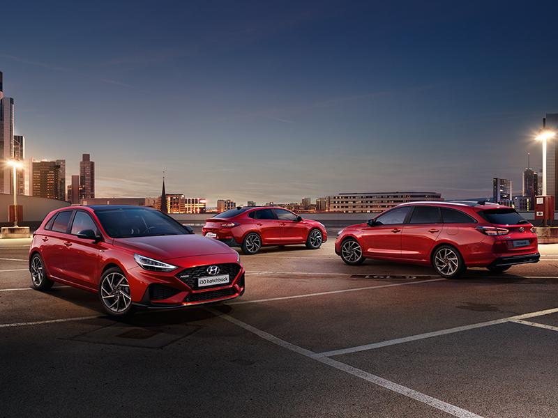 Nový Hyundai i30 – štýlovejší, výkonnejší, bezpečnejší