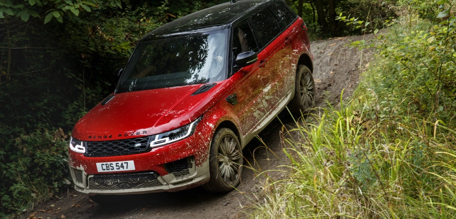 Nový Range Rover Sport je narýchlejší v histórii, nechýba ani hybrid