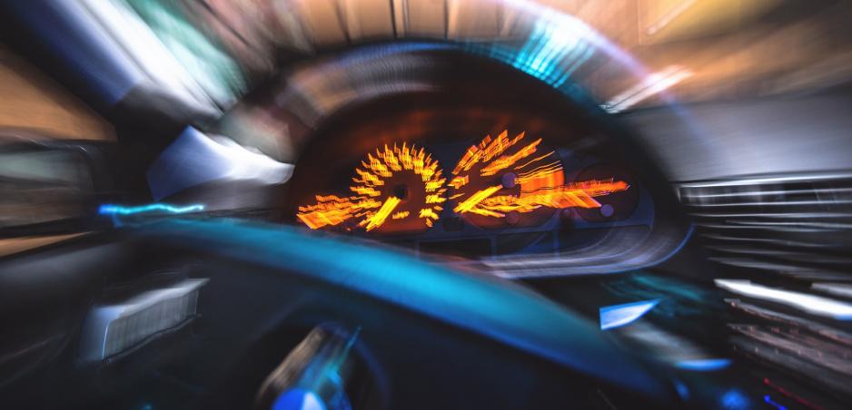 Odosielanie údajov o prekročení rýchlosti je technicky možné, zatiaľ tomu bráni GDPR