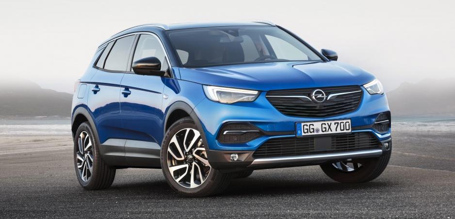 Opel zverejnil slovenskú cenu modelu Grandland X