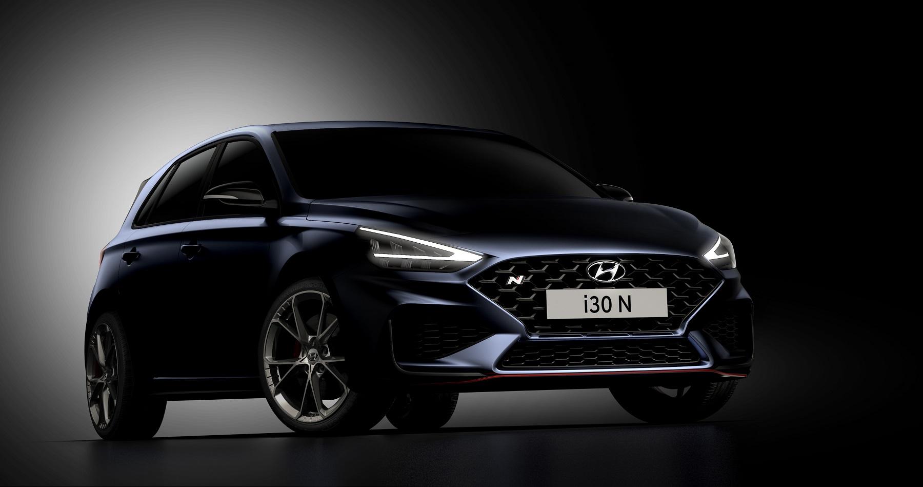 Ostrý Hyundai i30 N dostane novú prevodovku a ukazuje sa na prvých fotkách