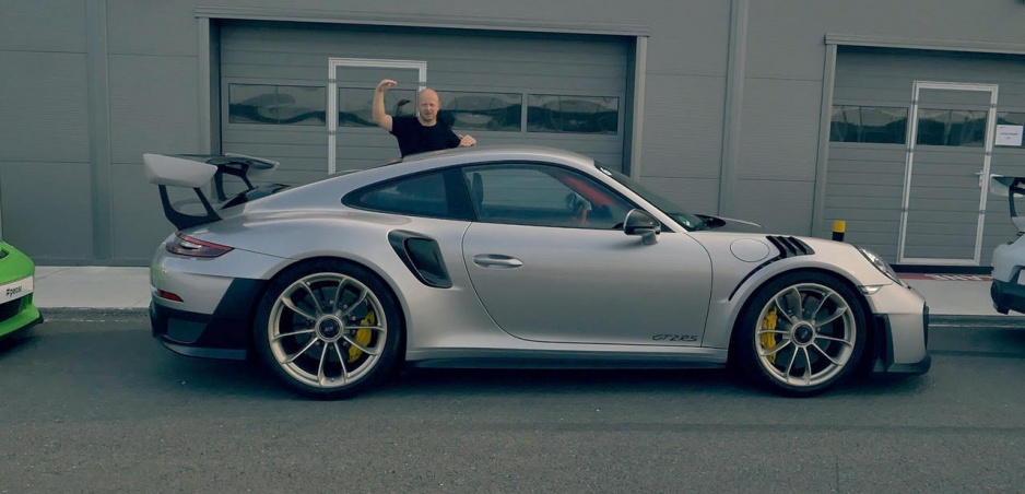Plnili sme si sny. S Porsche 911 GT2 RS a 911 GT3 RS sme jazdili na okruhu