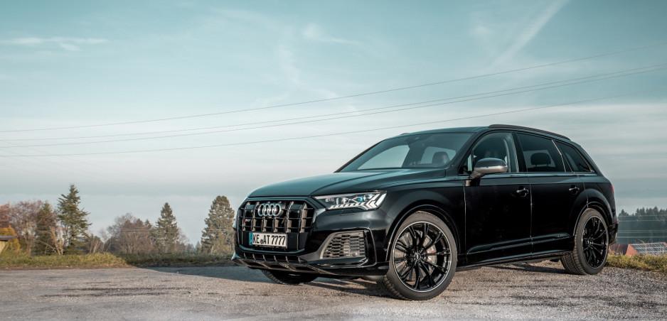 Po Touaregu vylepšil nemecký úpravca ABT aj Audi SQ7. Výkon stúpol na 510 k