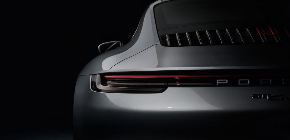 Porsche 911 odhalené: Auto bude ešte silnejšie