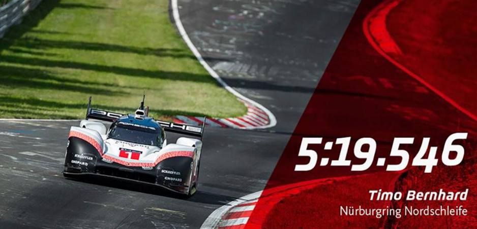 Porsche prepísalo históriu a prekonalo rekordný čas na Nürburgringu z roku 1983