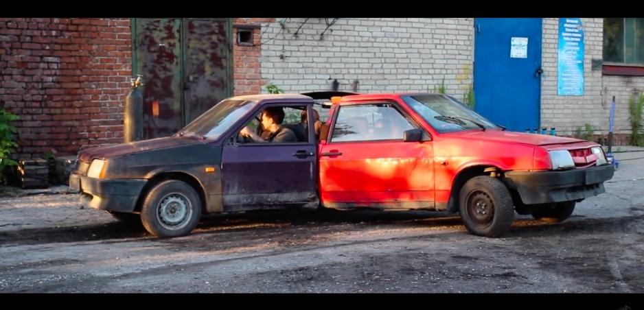 Pozdravy z Ruska: V krajine plnej absurdít postavili obrí fidget spinner