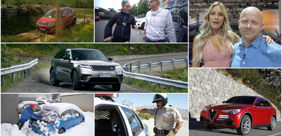 Pozrite si to najlepšie na Auto.sk v roku 2017
