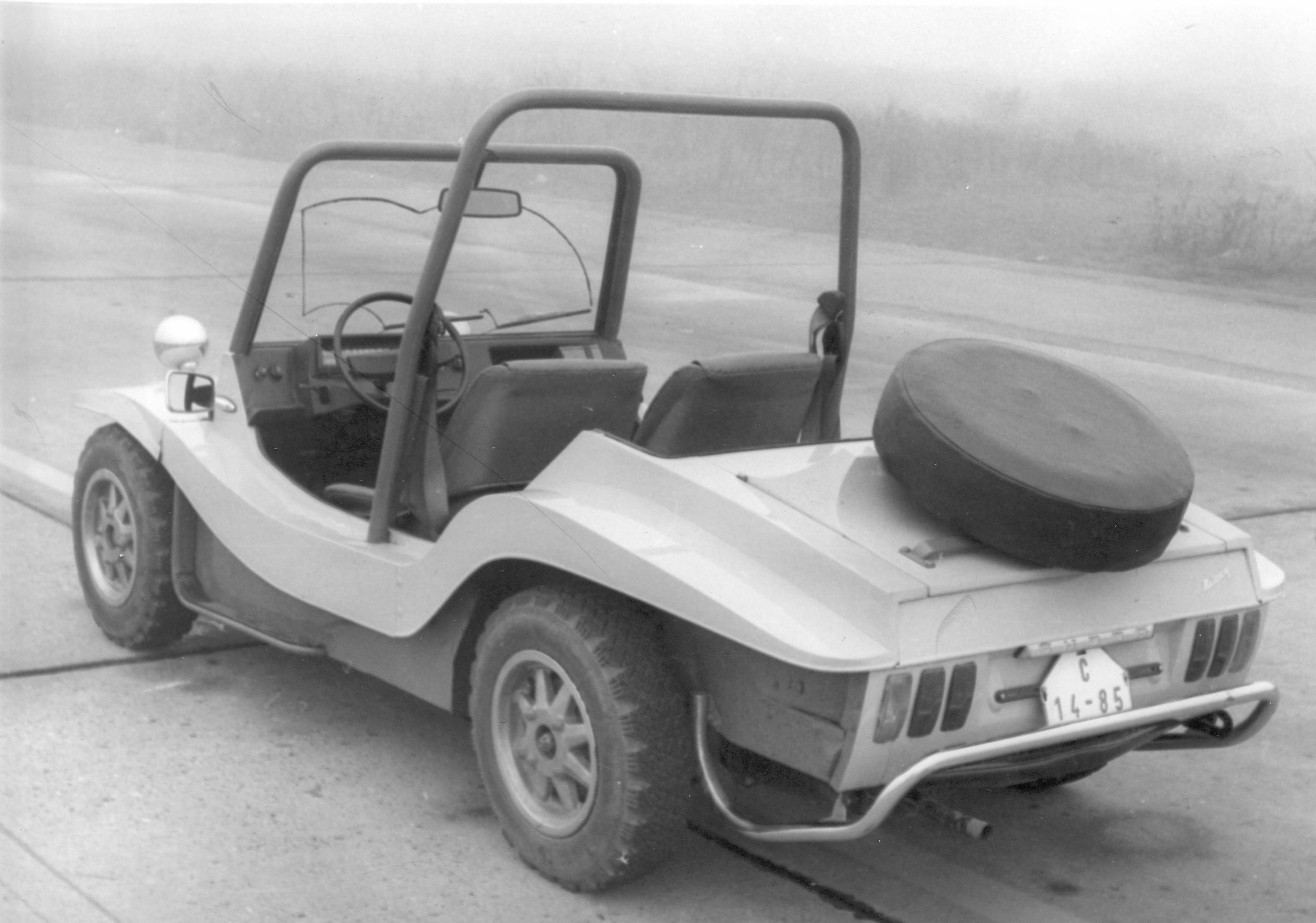 Príbehy menej známych áut: Škoda Buggy typ 736 vznikla len v 5 exemplároch