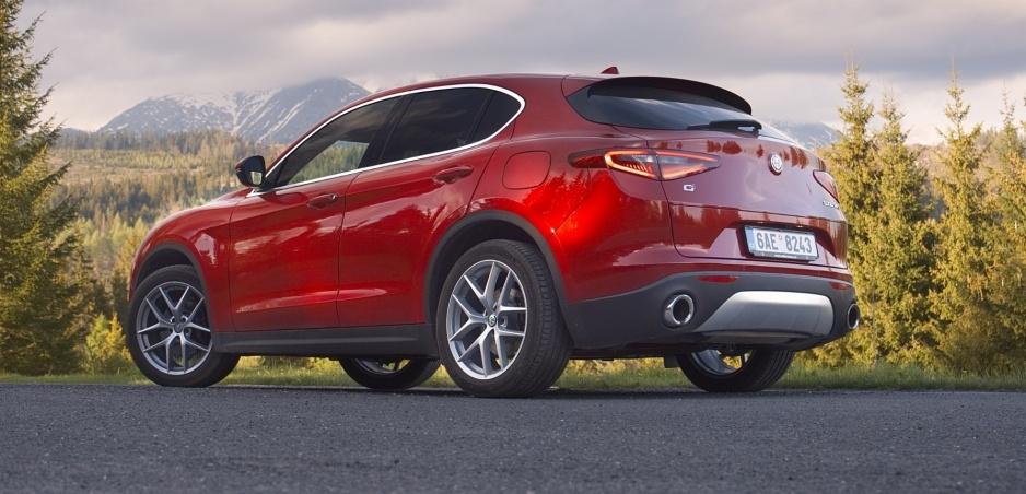 Prvá jazda: Alfa Romeo Stelvio kladie dôraz na emócie za volantom