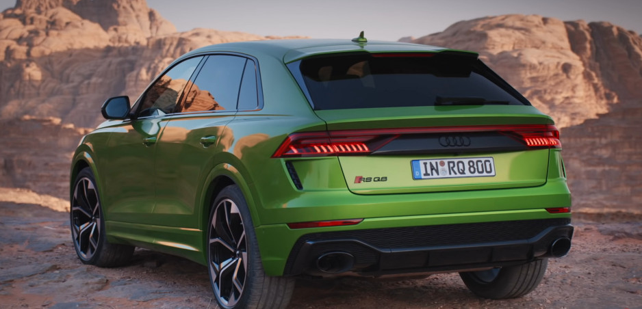 Prvá jazda: Audi RS Q8 sa pasuje za superšportové SUV kupé