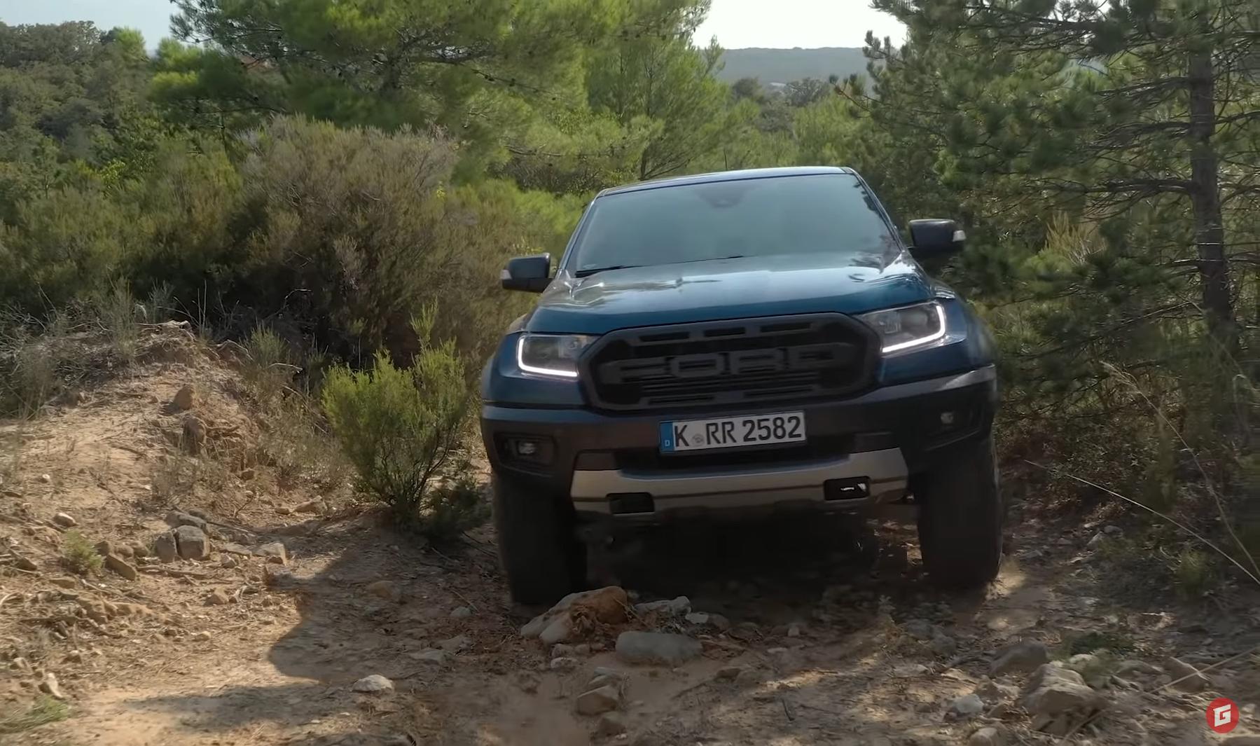 Prvá jazda Ford Ranger Raptor: Perfektne zatajuje svoje rozmery