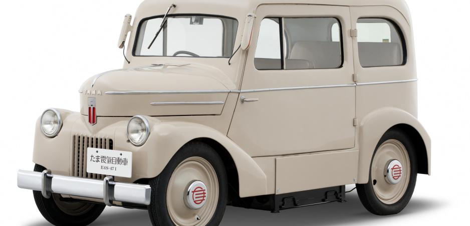 Prvý elektromobil Nissanu má viac ako 70 rokov